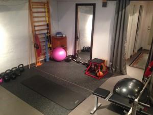 gym för privat träning